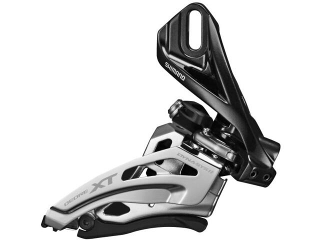 Shimano Deore XT FD-M8000 Dérailleur avant 3x11 Direct Mount haut Front-Pull 66-69° 40 dents